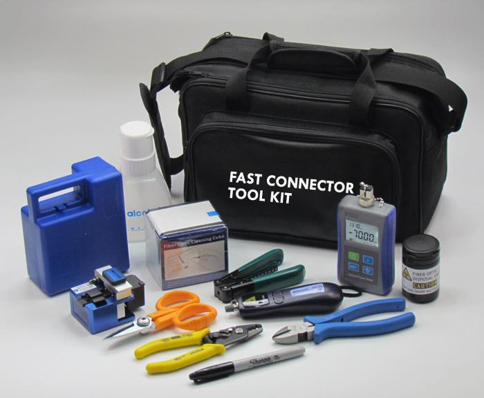 FAST Connector Termination Kit FTK-05 FAST Connector Termination Tool Kit contains all the