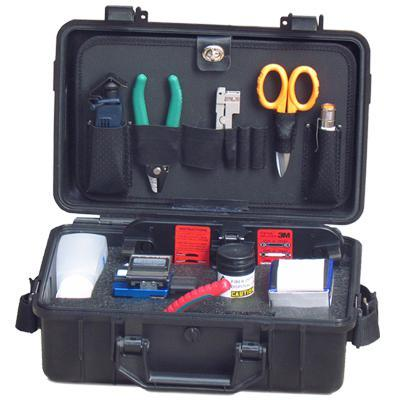 3M Fibrlok II Splice Tool Kit FTK-11N SPLICE INSTALLATION The 3M Fibrlok fiber splice Installation kit provides all the tools necessary for the assembly of 3M Fibrlok Mechanical Splices, allowing