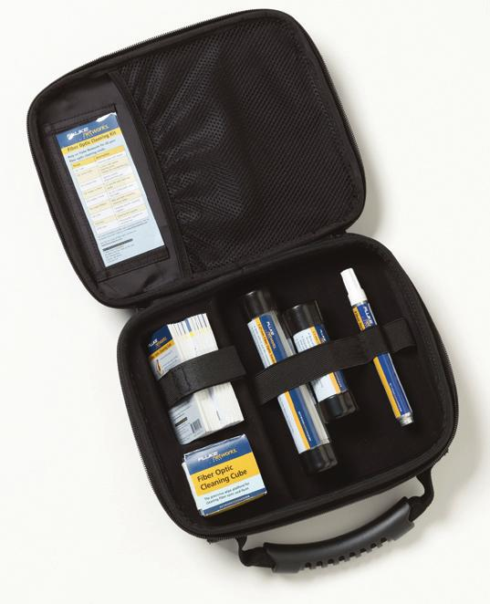 replenish with the Fiber Optic Supplies Kit box.