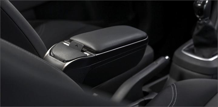Rati Armrest Armster 2 Product information The Rati Armrest Armster 2 provides a premium feel, as well as additional comfort and storage capacity.