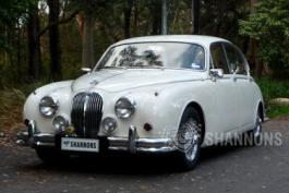 Switching to the Shannons website http://www.shannons.com.au yields similarly desirable motoring heaven which went under the hammer in Sydney on 10th October. Jaguar Mk 2 3.