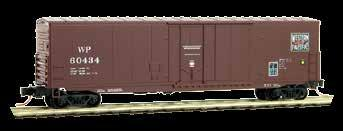 Norfolk & Western Road Name Cuttyhunk This 12-1 heavyweight sleeper car is maroon with buff lettering and upper and lower stripes and runs on 6-wheel passenger