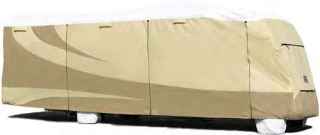 DUPONT TYVEK DESIGNER SERIES CLASS A CONTOUR-FIT 3 LAYER RV The # 1 Best Selling RV Cover of All Time. is the ONLY authorized manufacturer using this fabric.