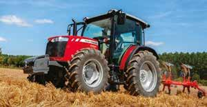 GLOBAL DESIGN- A GLOBAL TRACTOR FOR THE WORLD OF FARMING We are a Global Brand.