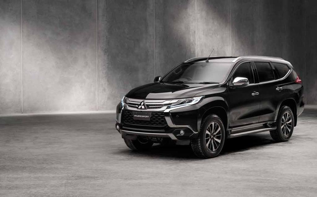 NEW LIFE FOR THE LEGEND Takes you further, brings you everything. Ever since it first graced the New Zealand landscape, Mitsubishi Pajero has brought you power, good looks and exceptional technology.
