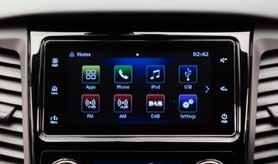 SUPER SELECT 4WD, FOR SUPER TRACTION NO KEYS NEEDED SMARTPHONE LINK DISPLAY AUDIO A LONG LIST OF STANDARD FEATURES 18