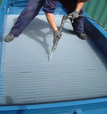 A risk assessment shall be undertaken by the user prior to undertaking the plate cleaning 3.9.