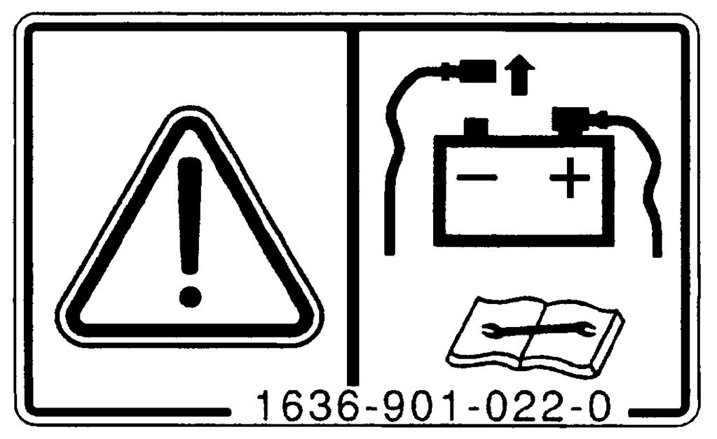 1674-904-002-1) WARNING: RISK OF ENTANGLEMENT Stay clear of the fan while it is running.