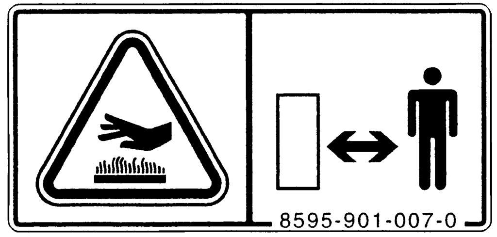 1636-901-022-0) WARNING: RISK OF EXPLOSION Ether or other starting fluid should never be used to start