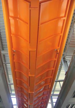 Kw Frame: Material ST-52/AISI-304, Finish: Epoxy Paint Operation: