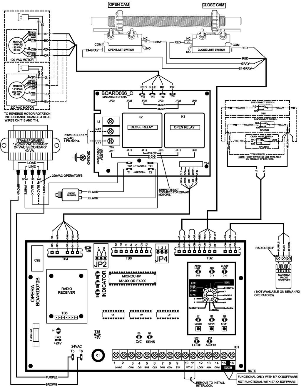 3 Electrical Drawings 40 3.