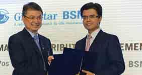 distribution agreement for insurance products sold at Pos Malaysia branches nationwide.