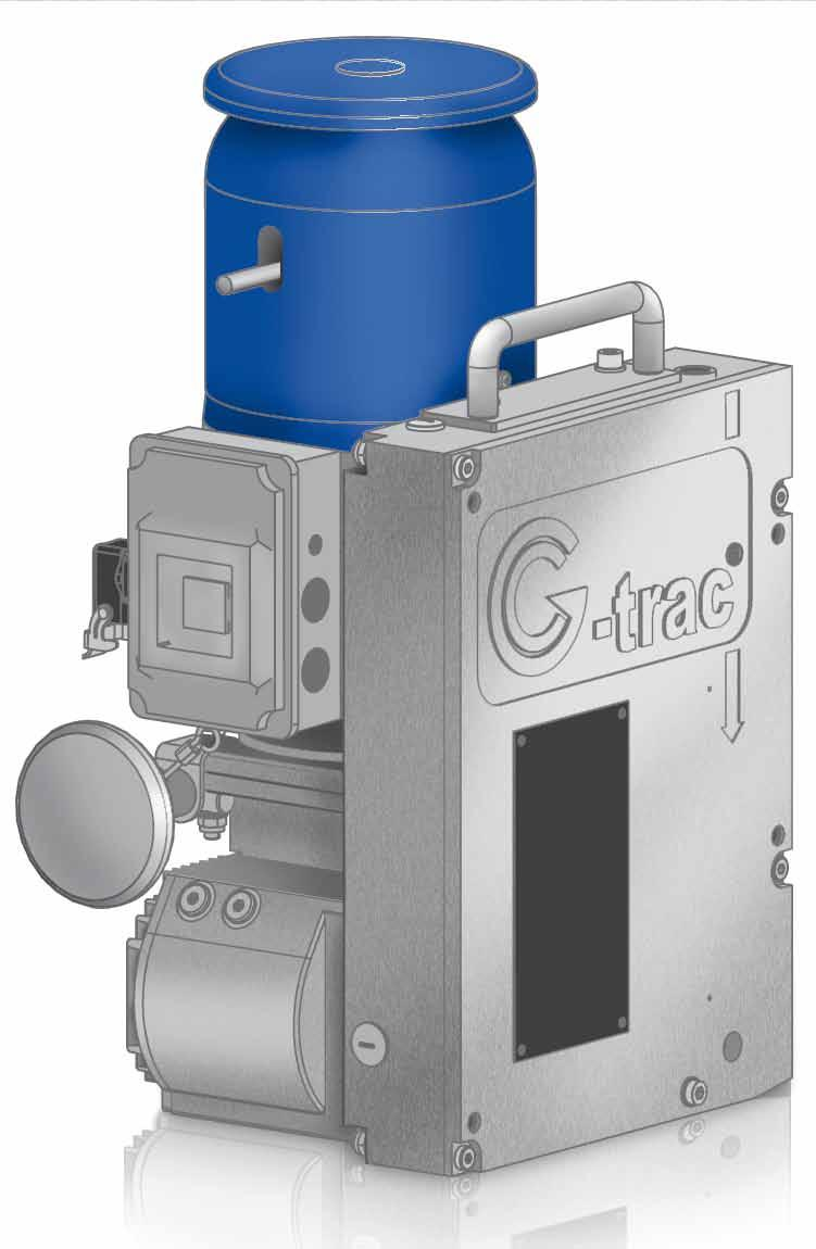 I Page An efficient, durable traction hoist developed by goracon!
