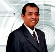 He is a member of the Institution of Engineers Malaysia and Institute of Mechanical Engineers, United Kingdom.