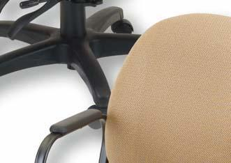2, 3 or 4 paddle ergonomic controls Seat
