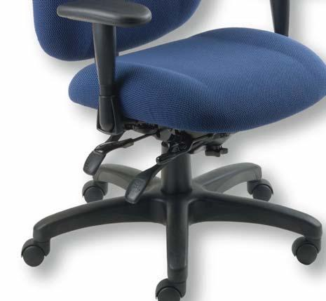 ergonomic arms E-52884V-BD-A1275XL High