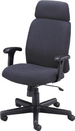 Sliding Seat adjustment for custom leg comfort Both our executive high back Model 621 and the Model 122 ergonomic task chair have a sliding seat depth adjustment