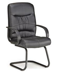 Our most affordable Executive Series Soft, supple, Leatherette (synthetic leather) is carefully