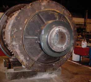 Pictures 5 and 6 Lichtenberg Lafarge use Cooper 03BCP 320mm on this ball mill.