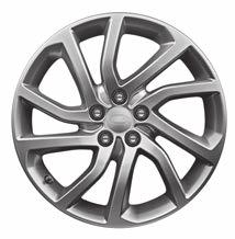 STANDARD AND AL FEATURES 1 5 SPLIT-SPOKE STYLE 511 029UE (1) 1 5 SPLIT-SPOKE STYLE 511 WITH GLOSS DARK GREY FINISH