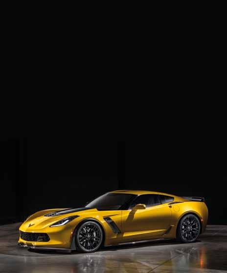 IGNITION GM NEWS Vette tech sets the bar The hotly anticipated 2015 Corvette Z06 has now been revealed as Chevrolet s most advanced and track-capable car yet.
