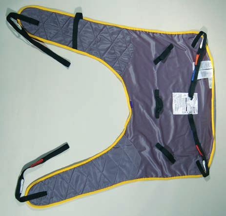 Slings The following slings can be used with the Power Lift 043976 and Advance Lift 050770.