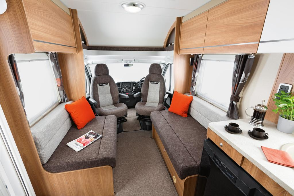 A SMILE BEHIND EVERY MOTORHOME If you re looking for a great value new motorhome, then look no