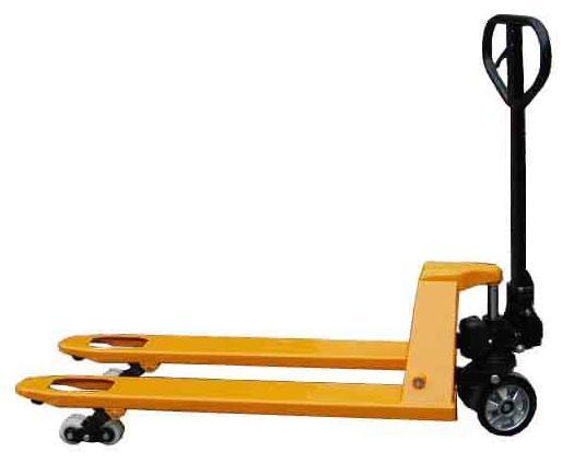 Instruction Manual HAND PALLET TRUCK HP SERIES A Note: Owner/Operator must