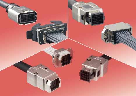 5 A/pin) type PQ50W PQ50S PQ50 General The PQ series is an interface connector designed to handle high power/signal connections in industrial machinery.