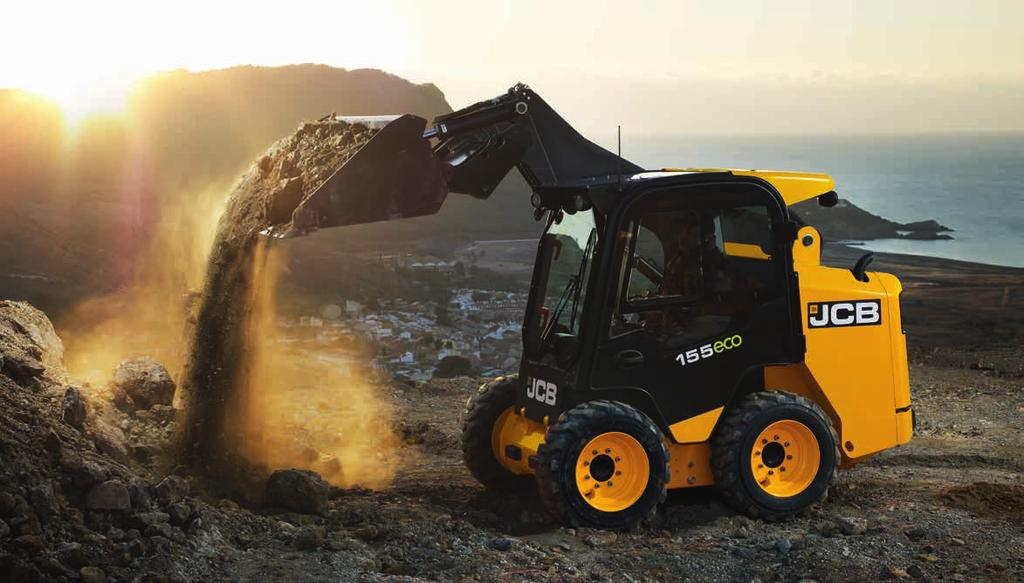 SKID STEER AND COMPACT TRACK LOADER