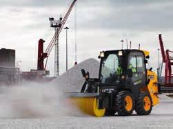 A SOUND INVESTMENT. A JCB SKID STEER AND COMPACT TRACK LOADER ISN T JUST EFFICIENT TO USE IT S ALSO EFFICIENT TO OWN AND OPERATE.