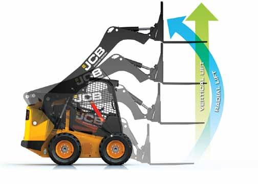 Single booms aren t new JCB telescopic handlers and hydraulic excavators have clearly demonstrated the power of the design.