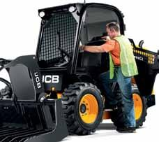 n Proven intelligent design from the maker of the world s best-selling telescopic handlers.