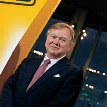 A few words about JCB Sir Anthony Bamford, the son of Mr. JCB, still runs the company today. A family company on a global scale. JCB is no ordinary company.