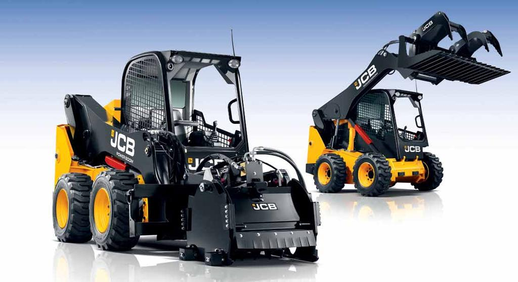 World s safest skid steer In today s tough, hazardous working conditions, the safety of the skid steer operator is paramount.