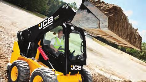 ATTACHMENT RANGE BUCKETS, 6-IN-1 MULTIPURPOSE n JCB multipurpose buckets bring increased versatility and productivity to your job site.