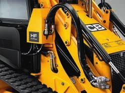 This highly versatile optional tool can dig, doze, load, grab, grade or backfill. Excavator quickhitch.