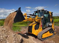 With the front end of a skid steer loader and the excavator arm of a mini at your disposal, you can now do two jobs without changing
