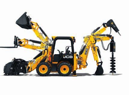 A SOUND INVESTMENT A skid steer and more.
