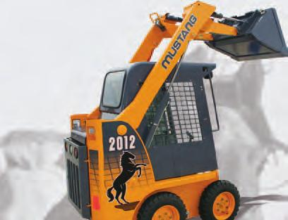 capacity of 386 kg, the 2012 provides performance