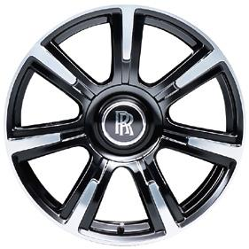 "21"" Style 593 Alloy Wheel Painted Also"