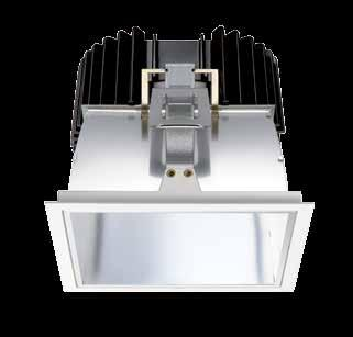Concord was the original designer and manufacturer of architectural downlights and had a registered patent on the term downlighter, which lasted from 1966 to 2006.