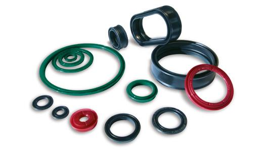 Precision seals for pneumatics Parker Prädifa pneumatic seals are the result of many years of compound and profile development experience, allowing the pneumatics engineer to pursue new design