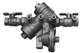 BACKFLOW PREVENTORS - WILKINS Pressure Loss (PSI) 975XL Series Flow Curve - 3/4 & 1 - Standard 20 3/4 1 15 10 5 20 40 60 80 (GPM) Pressure Loss (PSI) 950XLT Series Flow Curve - 3/4 &