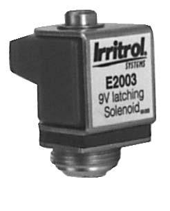IRRITROL ACCESSORIES RS1000 WIRELESS RAIN SENSOR RSF1000 WIRELESS RAIN/FREEZE SENSOR RS500 WIRED RAIN SENSOR RS500 MODULAR PRESSURE REGULATOR OMR100 RS1000 RFS1000 Features: Enhanced communication