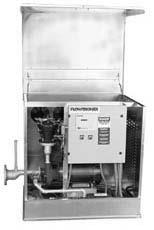 Pressure Range: from 50-150 psi FLOBOY S LARGE VFD Flow Rates: 450 to