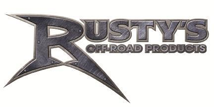 Rusty s Off-Road Products 7161 Steele Station Road Rainbow City, AL 35906 Phone: (256) 442-0607 FAX: (256) 442-0017 Web Site: www.rustysoffroad.com WJ 6.