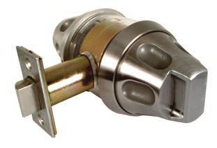 "Strike: #1136, 2-3/4"" T strike; #1135 4-7/8"" ASA strike optional Door Prep: ANSI 115.2 Latch: ANSI 156."