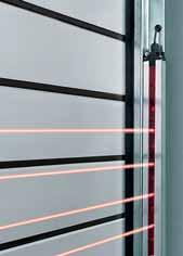 In order to operate an efficient door system, it is important to choose the right impulse generator.