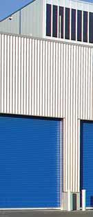 Hörmann offers you tailored solutions for every application: for instance full-glazed AS sectional doors for a clear view of inner rooms or high, thermally-insulated, double-skinned 80 mm thick DPU